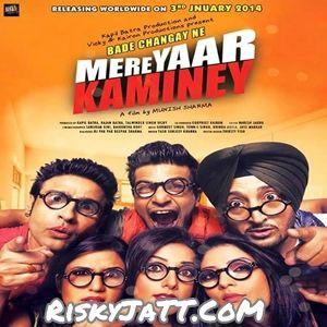 Akhiyan Rahat Fateh Ali Khan mp3 song download, Mere Yaar Kaminey Rahat Fateh Ali Khan full album mp3 song