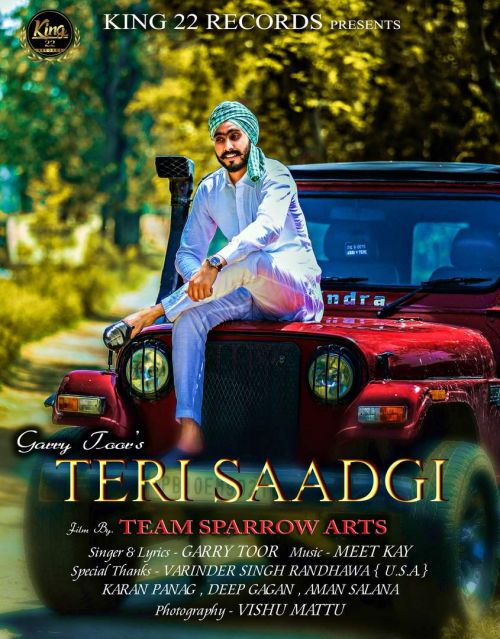 Teri Saadgi Garry Toor Mp3 Song Download