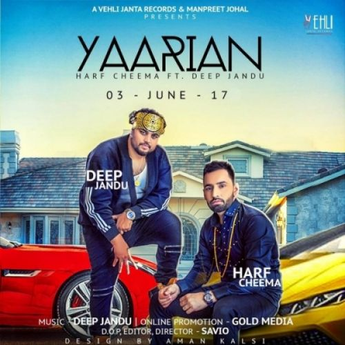 Yaarian Harf Cheema Mp3 Song Download