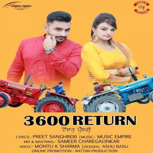 3600 Return Deep Dhillon, Jaismeen Jassi Mp3 Song Download