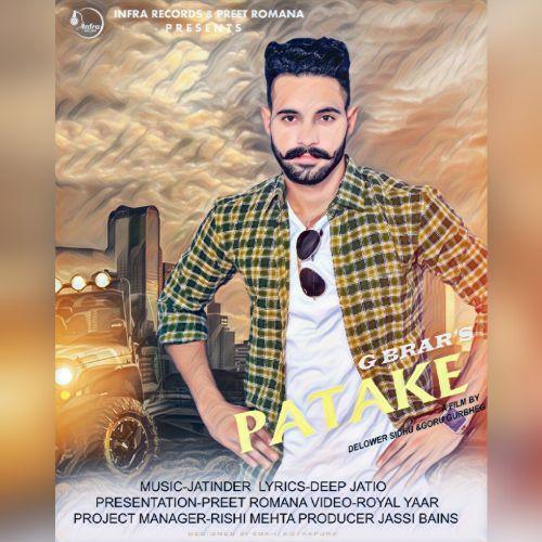 Patake G Brar Mp3 Song Download