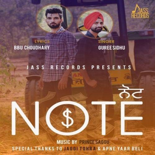 Note Guree Sidhu Mp3 Song Download