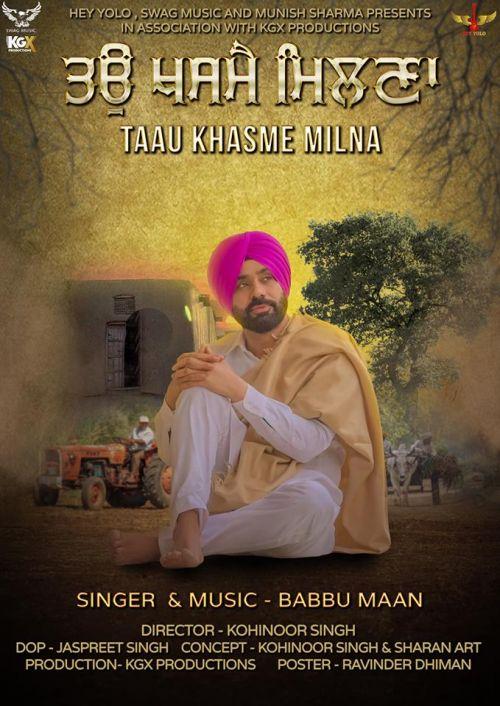 Taau Khasme Milna Babbu Maan Mp3 Song Download