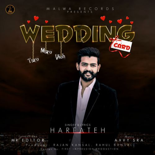Wedding Card Harfateh Mp3 Song Download