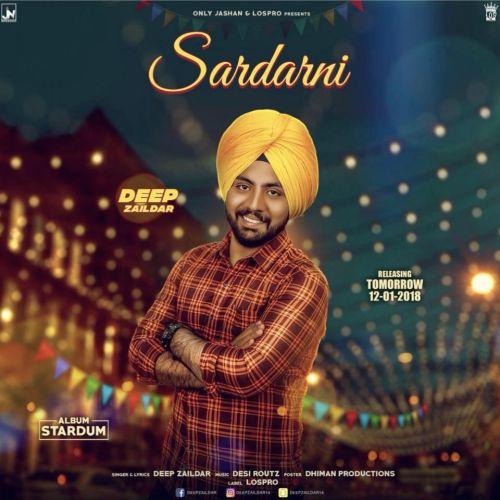 Sardarni Deep Zaildar Mp3 Song Download