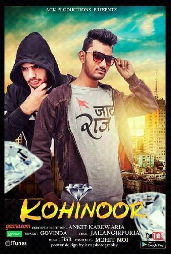 Kohinoor Govinda Mp3 Song Download