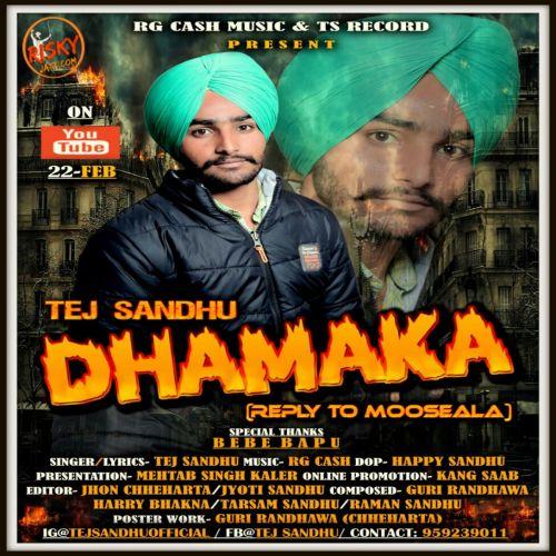 Reply To Mooseala (Dhamaka) Tej Sandhu Mp3 Song Download
