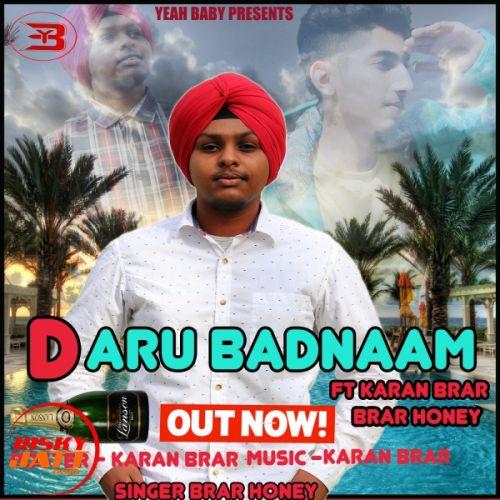 Daru Badnaam (cover) Brar Honey, Brar Karan Mp3 Song Download