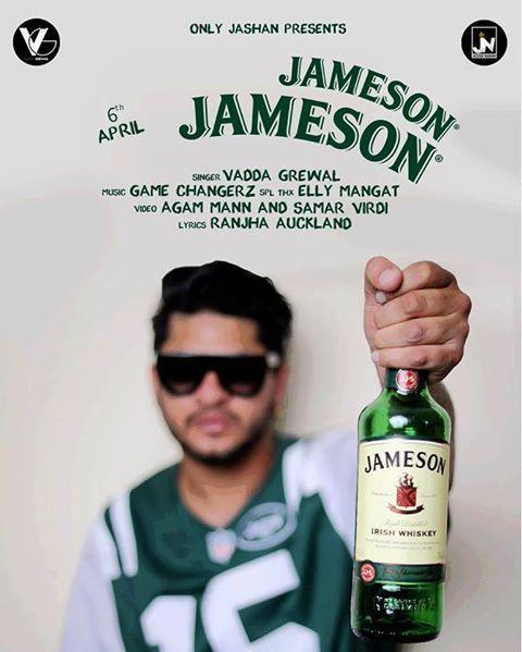Jameson Jameson Vadda Grewal Mp3 Song Download