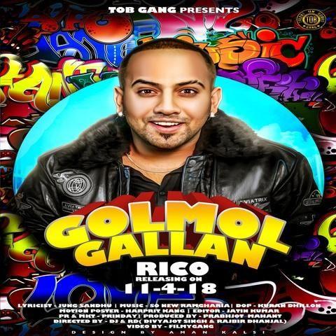 Golmol Gallan Rico Mp3 Song Download