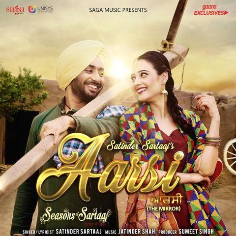 Aarsi The Mirror Satinder Sartaaj Mp3 Song Download