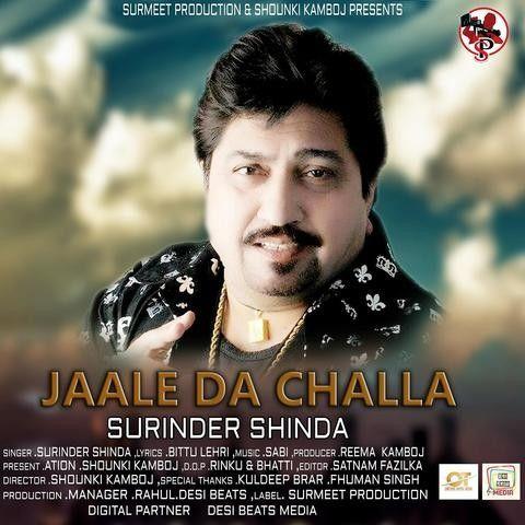Jaale Da Challa Surinder Shinda Mp3 Song Download