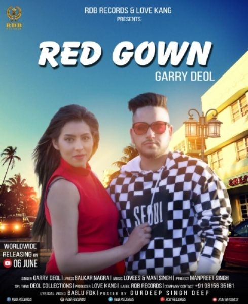 Red Gown Garry Deol Mp3 Song Download