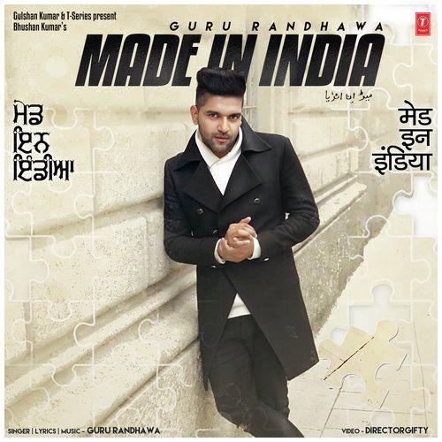 Made In India Guru Randhawa Mp3 Song Download