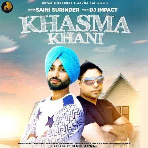 Khasma Khani Saini Surinder Mp3 Song Download