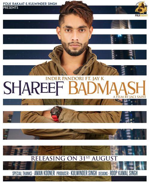 Shareef Badmaash Inder Pandori Mp3 Song Download