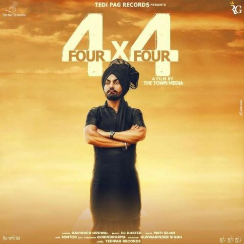 Four By Four Ravinder Grewal Mp3 Song Download