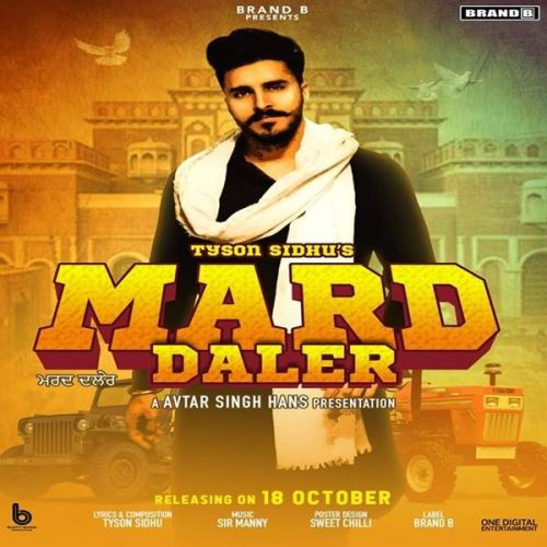 Mard Daler Tyson Sidhu Mp3 Song Download