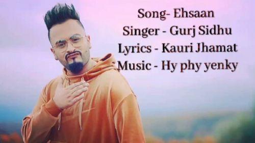 Ehsaan Gurj Sidhu Mp3 Song Download
