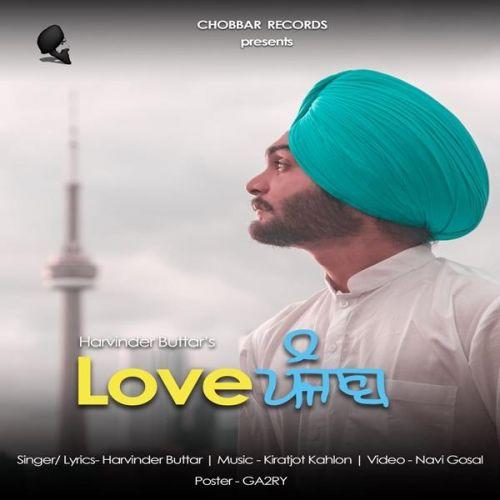 Love Punjab Harvinder Buttar Mp3 Song Download