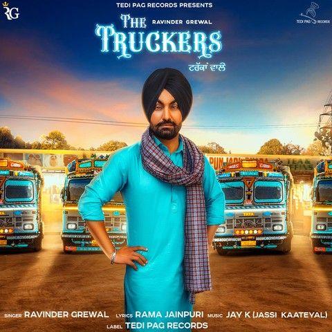 The Truckers Ravinder Grewal Mp3 Song Download