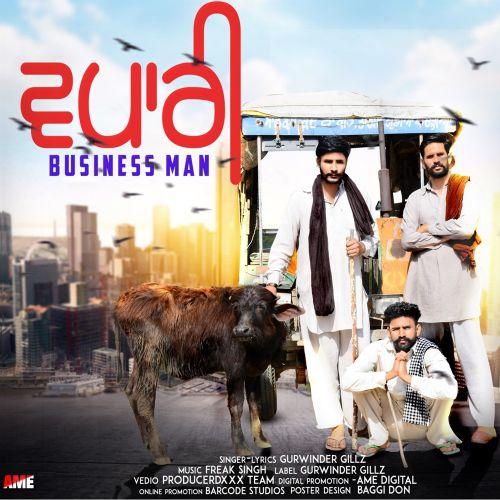 Business Man Gurwinder Gillz Mp3 Song Download