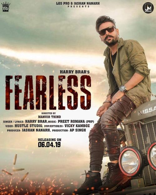 Fearless Harry Brar Mp3 Song Download