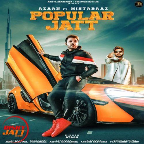 Popular Jatt Azaan Mp3 Song Download