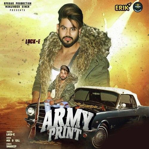 Army Print Lucky Allapuri Mp3 Song Download