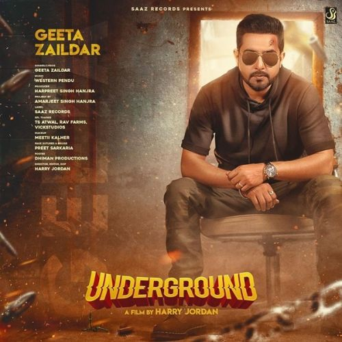 Underground Geeta Zaildar Mp3 Song Download