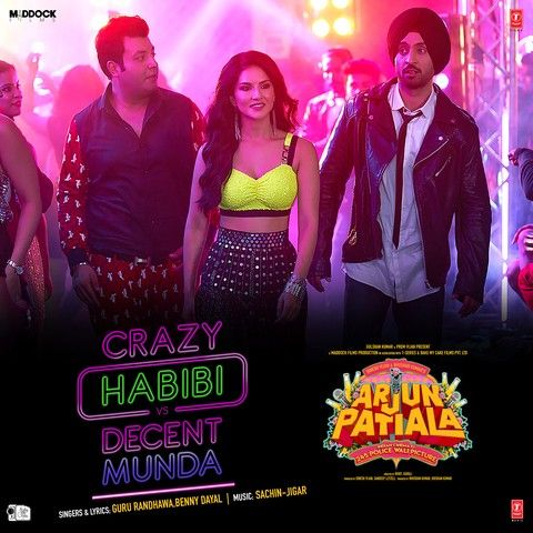 Crazy Habibi Vs Decent Munda Guru Randhawa, Benny Dayal, Sunny Leone Mp3 Song Download