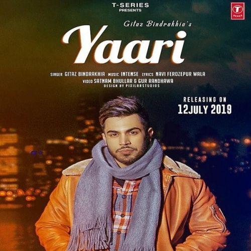 Yaari Gitaz Bindrakhia Mp3 Song Download