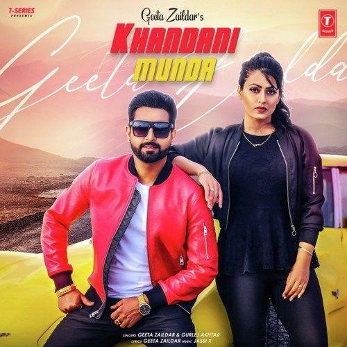 Khandani Munda Geeta Zaildar, Gurlez Akhtar Mp3 Song Download