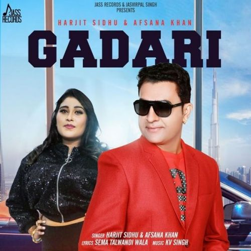 Gadari Harjit Sidhu, Afsana Khan Mp3 Song Download
