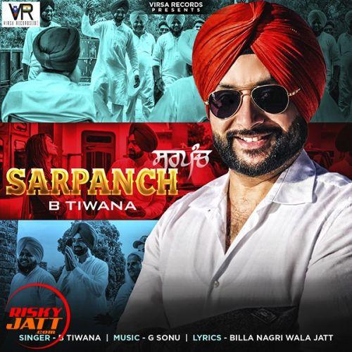 Sarpanch B Tiwana, Mandeep Chatha Mp3 Song Download