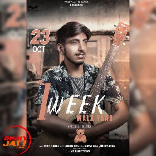 Ik Week Wala Yaar Deep Karan Mp3 Song Download