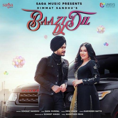 Baazi Dil Di Himmat Sandhu Mp3 Song Download