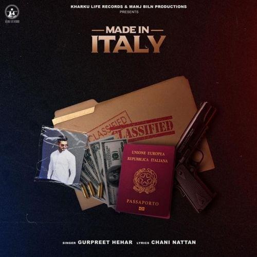 Made In Italy Gurpreet Hehar, Suuf Hefner Mp3 Song Download