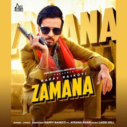 Zamana Happy Raikoti Mp3 Song Download