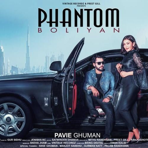 Phantom Boliyan Pavie Ghuman Mp3 Song Download