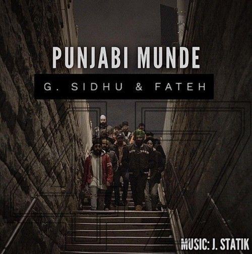 Punjabi Munde G Sidhu, Fateh Mp3 Song Download