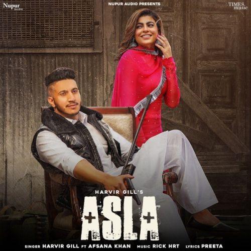 Asla Harvir Gill, Afsana Khan Mp3 Song Download