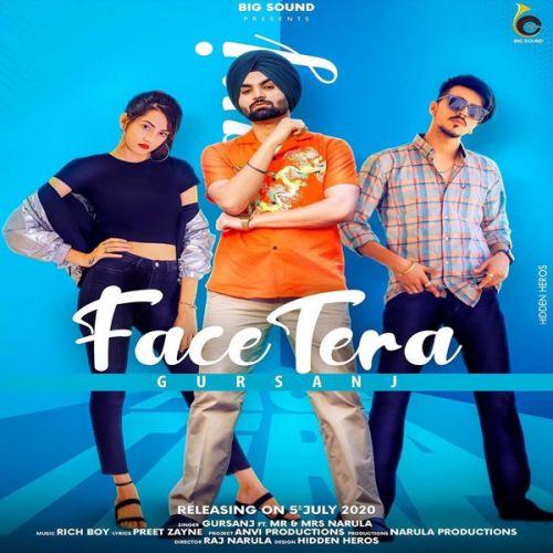 Face Tera Gursanj Mp3 Song Download