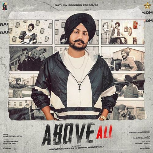 Above All Love Randhawa Mp3 Song Download