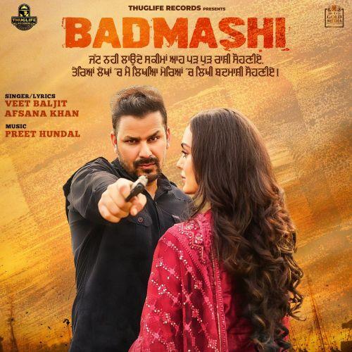 Badmashi Veet Baljit, Afsana Khan Mp3 Song Download
