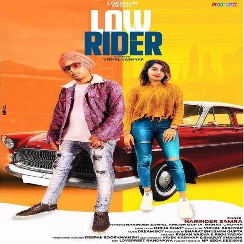 Low Rider Harinder Samra Mp3 Song Download