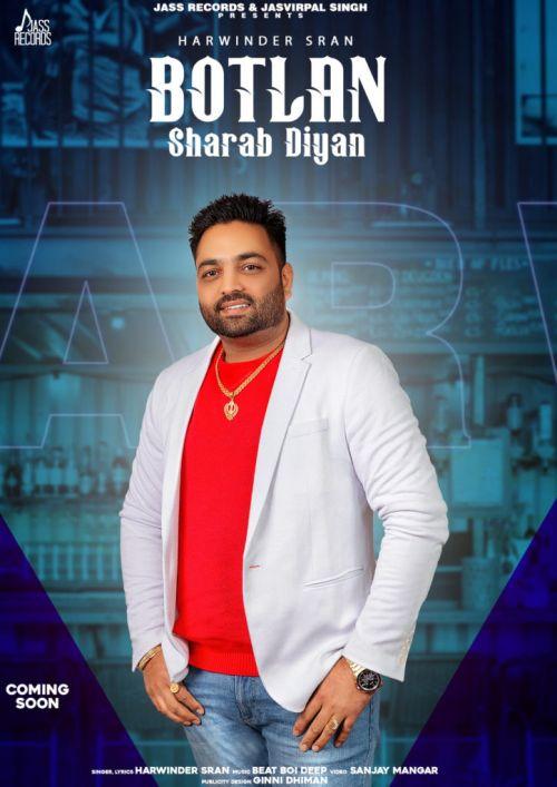 Botlan Sharab Diyan Harwinder Sran Mp3 Song Download