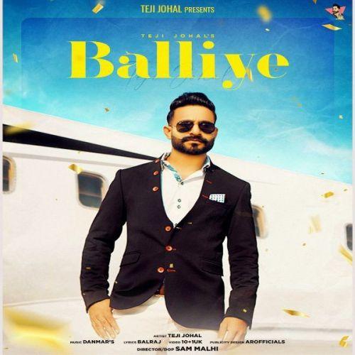 Balliye Teji Johal Mp3 Song Download