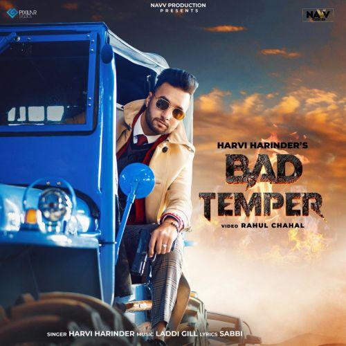 Bad Temper Harvi Harinder Mp3 Song Download