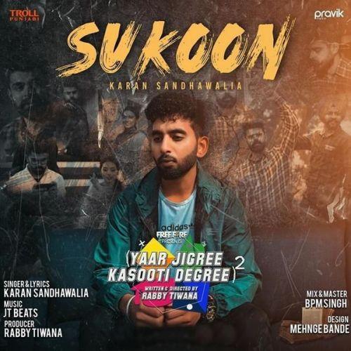 Sukoon Karan Sandhawalia Mp3 Song Download